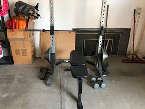Complete weight set for Sale in Goodyear, AZ
