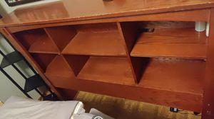Wood Headboard for Sale in Olympia, WA