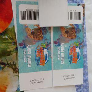 Hawaiian Falls tickets for Sale in Grand Prairie, TX