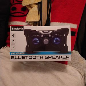 Brand New Never Opened In Sylvania Bluetooth Speaker Never Opened $15 Takes It for Sale in Mill Hall, PA