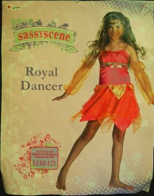 Halloween Royal/Palace Dancer for Woman size 0-2 or Girls L 10-12 for Sale in Sunnyvale, CA