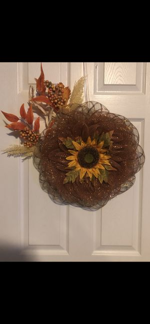 Handmade seasonal wreaths for Sale in Greer, SC