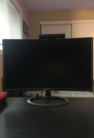 curved monitor for Sale in Gresham, OR
