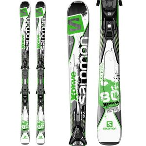 Salomon 2015 X-Drive 80 Ti Skis with Z12 Bindings 177cm for Sale in Oakland, CA
