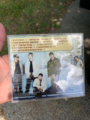 BackStreet Boys Album CD for Sale in South Bend, IN