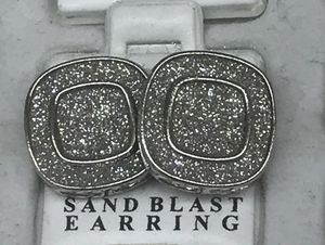 Cz and lab diamond earrings for Sale in Denver, CO