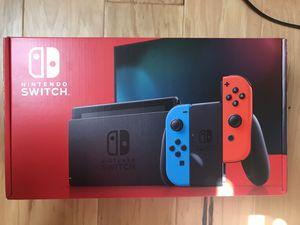 Nintendo Switch V2 for Sale in Wilsonville, OR