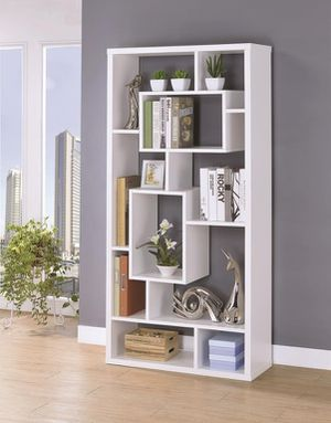 Coaster - White - Home Office - Bookcase. for Sale in Tampa, FL