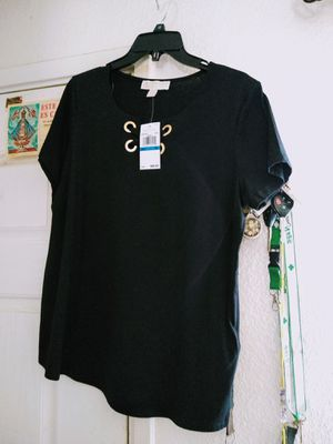 Blusa Michael Kors XL negra for Sale in Corona, CA