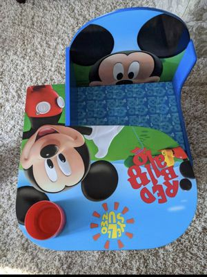 Mickey Mouse Toddler Desk for Sale in Gurnee, IL