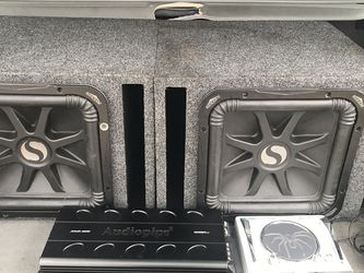 Subwoofers  for Sale in Elgin, IL