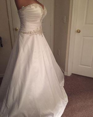 Demetrios wedding Dress for Sale in Orlando, FL
