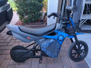 Electric motorcycle for Sale in West Palm Beach, FL