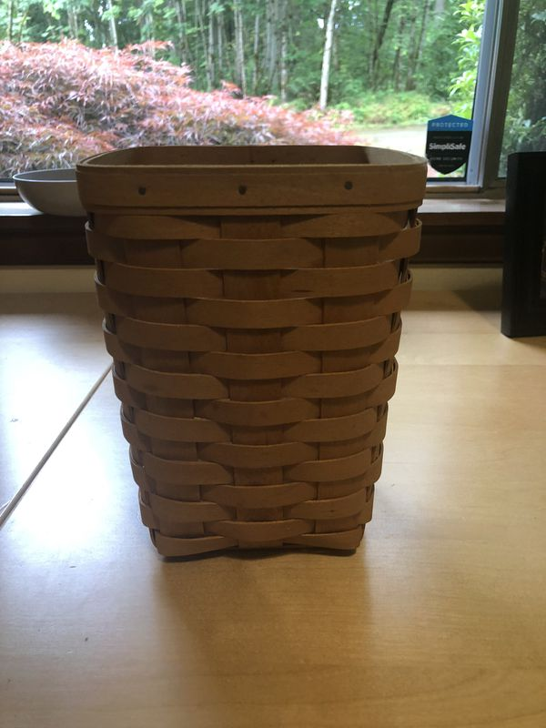 Longaberger baskets medium spoon basket