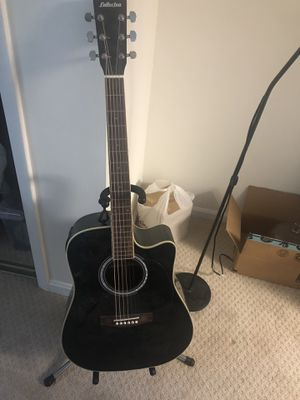 Guitar and stand for Sale in Arlington, VA