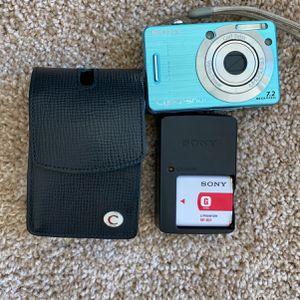 Sony Cyber-shot 7.2 Mega pixel Camera for Sale in Irvine, CA