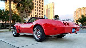 1974 C3 Corvette stingray convertible 350 V8 for Sale in Azalea Park, FL