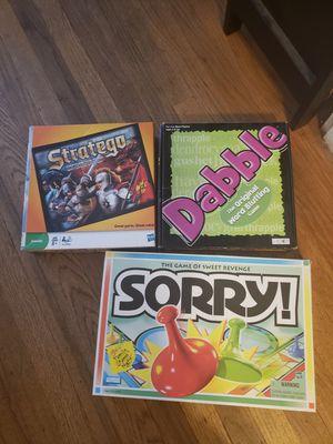 Board games for Sale in Wichita, KS