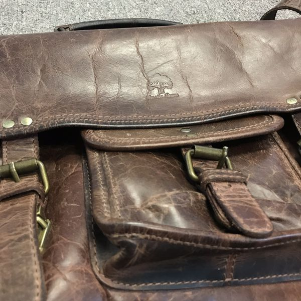 Leather Vintage Bag