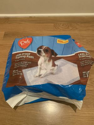Pet central leak proof training pads for dogs and puppies - 43 left for Sale in Philadelphia, PA