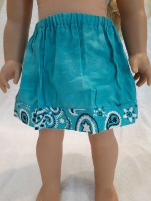 Homemade american girl skirt for Sale in Boca Raton, FL