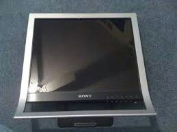 """Sony Sdm-hs75p 17"""" Lcd Monitor for Sale in US"""