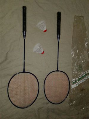 NEW Badminton Full Set Black & Red for Sale in Germantown, MD