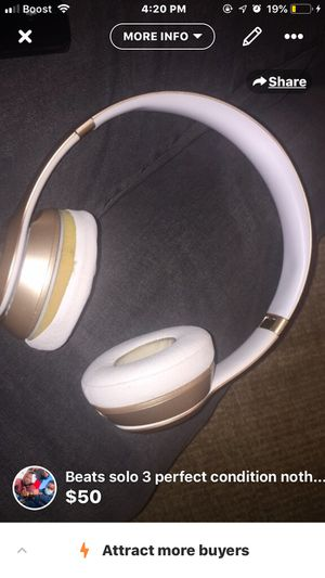 Beats solo 3 for Sale in St. Louis, MO