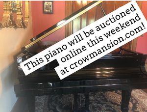 """6'4"""" Boston Grand Piano By Steinway for Sale in Modesto, CA"""