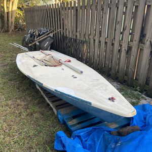 Complete Laser Sailboat for Sale in Jupiter, FL