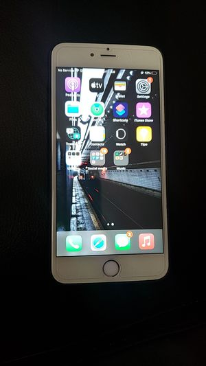 Iphone 6s plus 16GB for Sale in West Valley City, UT