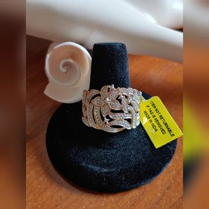 14k gold over sterling silver ring- size 10 for Sale in Pompano Beach, FL