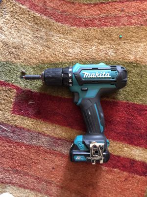 Makita cordless drill for Sale in McKinney, TX