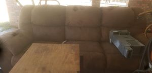 Reclining couch for Sale in Farmerville, LA