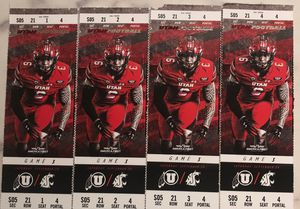 Four tickets to tonight's game! for Sale in Salem, UT