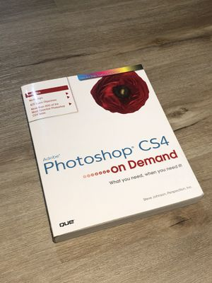 Adobe Photoshop CS4 On Demand for Sale in Federal Way, WA