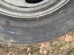 4 used tires 225/70R19.5 for Sale in Charles Town, WV