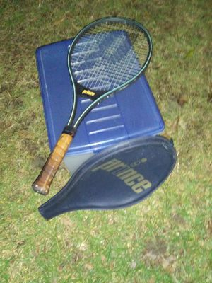 Prince Graphite Ladies Tennis Racket with matching case ***Bonus Racket Included*** for Sale in Fitzgerald, GA