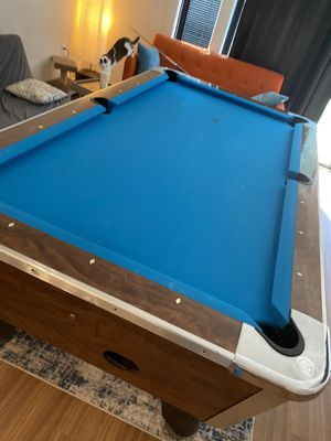 Valley Pool Table for Sale in Frederick, MD