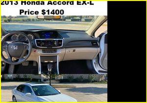 ֆ14OO_2013 Honda Accoard for Sale in Tacoma, WA