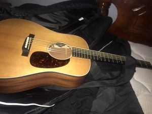 Martin acoustic electric guitar for Sale in Houston, TX