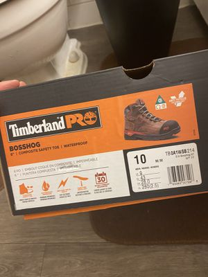 Timberland Boots Size 10 (Like New) for Sale in Jacksonville, FL
