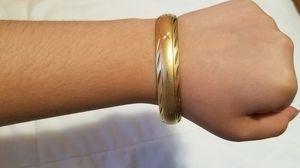 Bracelet gold color for Sale in West Jordan, UT