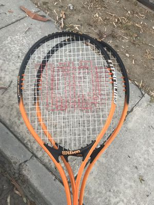 Brand new Wilson tennis rackets for Sale in San Diego, CA