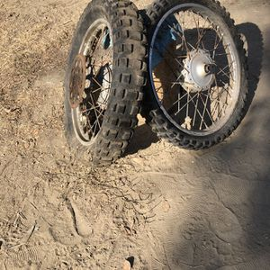 Dirtbike 2 Stroke 4 Stroke for Sale in Hanford, CA
