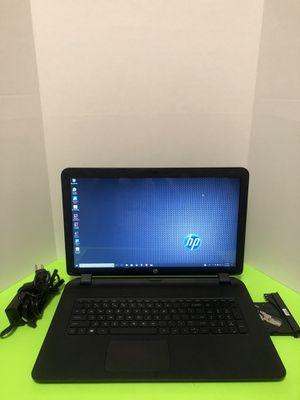 17.3 HP 15 Laptop AMD-A6- 500GB HD , Wind 10, for Sale in Arlington, TX