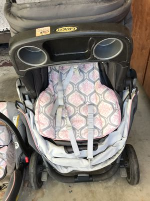 Graco stroller and infant seat for Sale in Canyon Lake, CA
