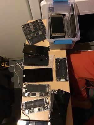 iPhone screens, bodies, accessories and much more. for Sale in West Valley City, UT