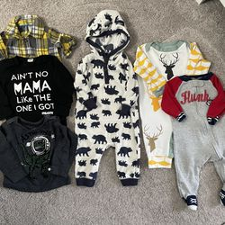 6 Month Baby Clothes for Sale in Tacoma,  WA