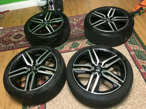 Honda Accord Rims&tires for Sale in Silver Spring, MD